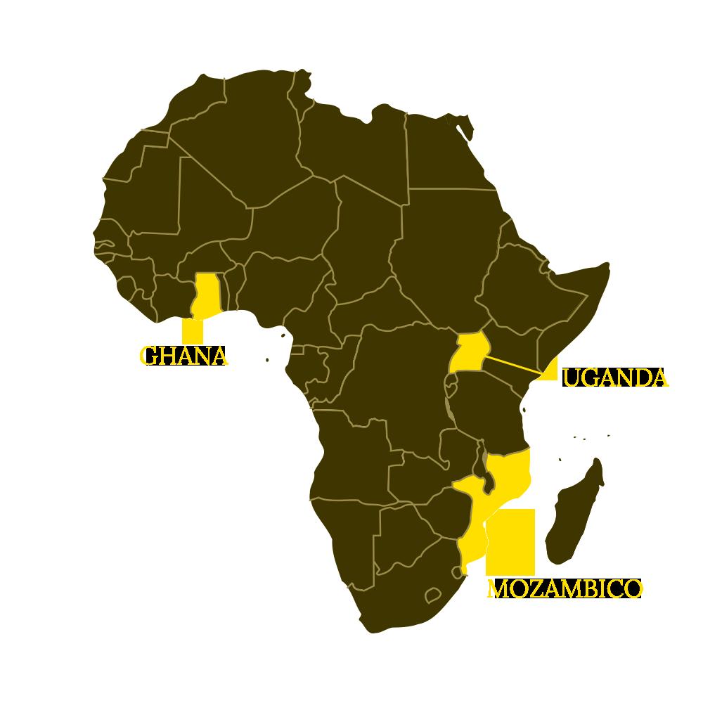 Cartina Africa In Italiano.Fondazione Edu Costruire Competenze In Africa